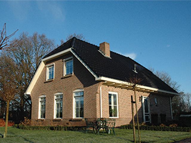 nieuwbouw vrijstaand huis