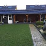 Van de Brake Bouw Nunspeet tuinhuis veranda schuur